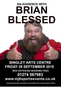 Brian Blessed Bingley
